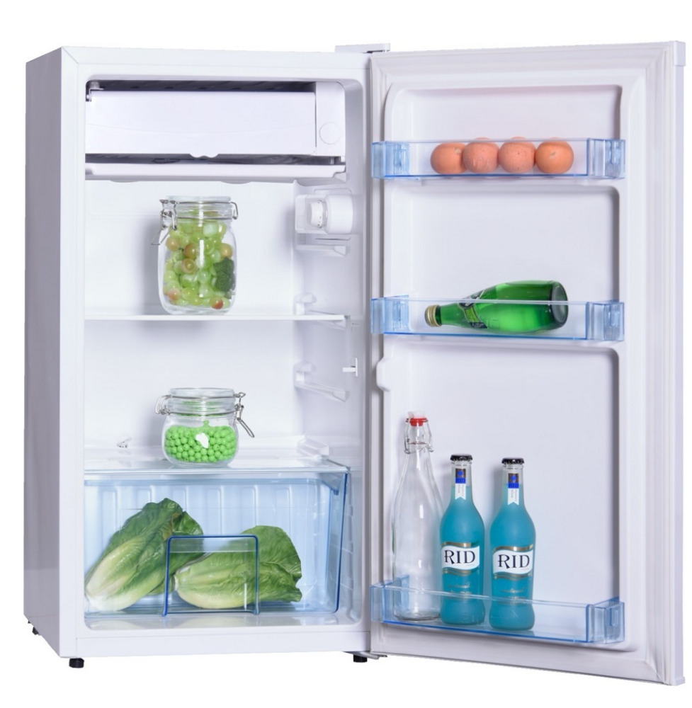 REFRIGERATOR FRIDGE 91L BRAND NEW WHITE AND SILVER COLOUR