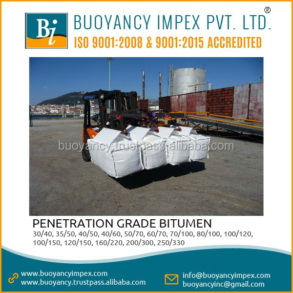 Bitumen 80 100 with Long Lasting Durability for road construction projects