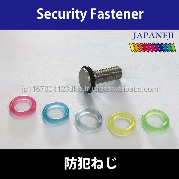 Cute and Smart and Cute screw for diy robot lawn mower ,various colors