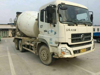 Used DONGFENG Concrete Mixer /Sinotruck Isuzu Nissan Sany Concrete Mixer Trucks