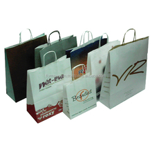 Custom Made Promotional Cheap Small Brown Kraft Paper Bags, brown paper bags printing manufacture wholesale