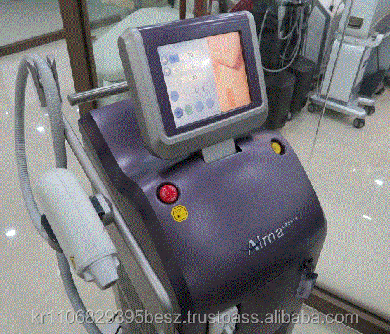 USED SUPER SOPRANO/ALMA /DIODE LASER/ HAIR REMOVAL