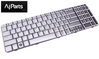 New Spanish/sp layout laptop keyboard for HP Compaq Presario CQ60 G60 series laptop keyboard black