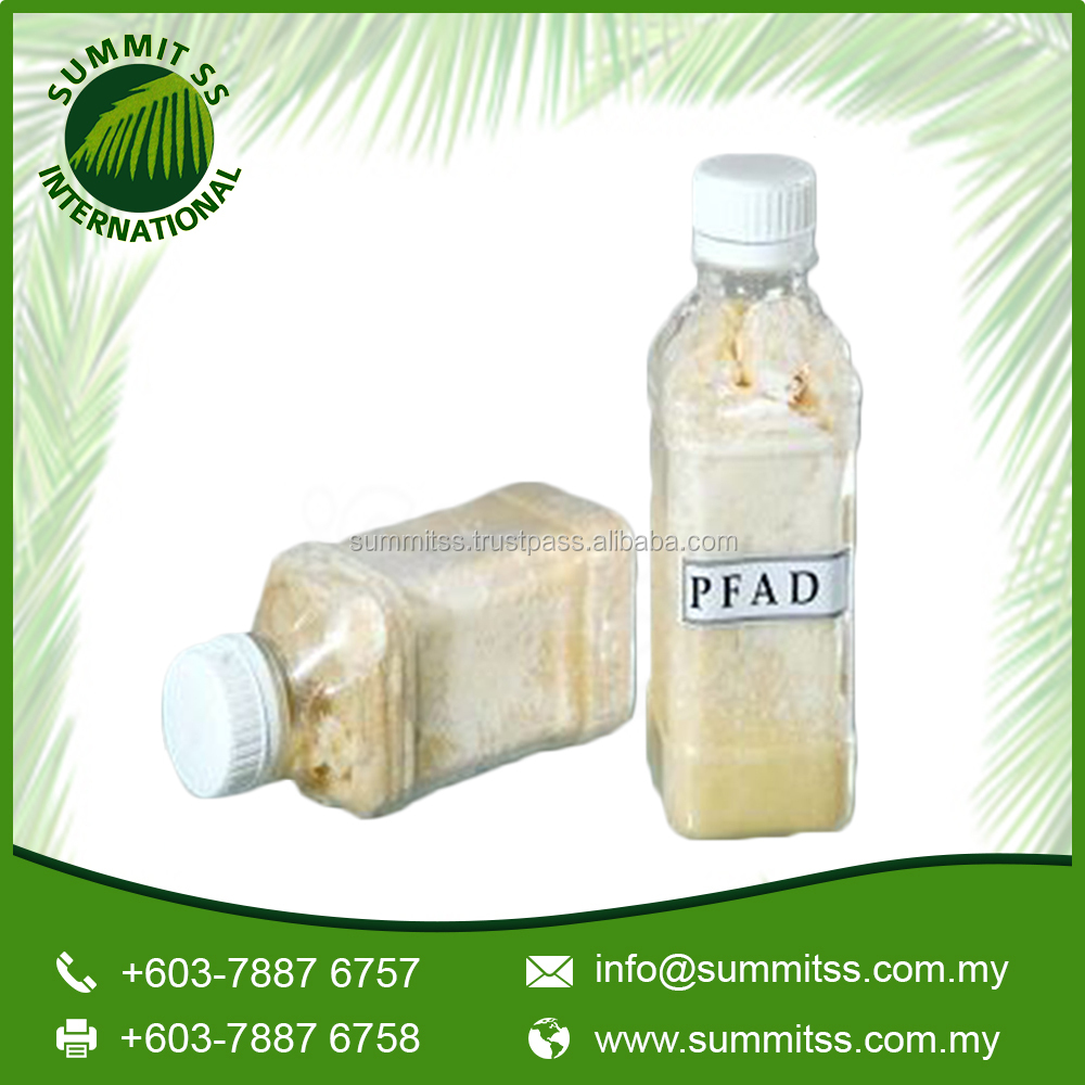 Summit SS High Quality Palm Fatty Acid Distilled (PFAD)