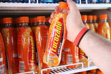 Lucozade Energy all flavours available Cans & Bottles