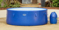 Lay-Z-Spa MONACO INFLATABLE HOT TUB 2014 (6-8 PERSON)