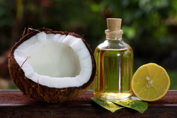 Fractionated coconut oil / Coconut Cooking Oil