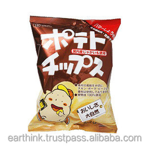 Potato chips with butter and soy sauce flavour from 'Souken-sha' Factory 60g