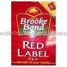 TEA POWDER, BROOK BOND RED LABEL TEA