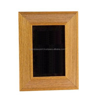 Wooden Oak Picture Photo Frame - Portrait or Landscape - 6 x 4 inches/Wooden Photo Frame 2015/Wooden Wall Art 2015