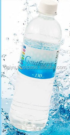 Nutritious Japanese import mineral water for anti aging