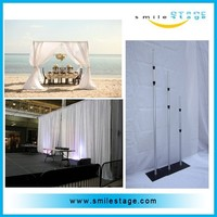 hot sale pipe and drape photo background at low price