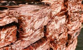 Red Scrap Copper Wire