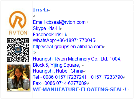 170-27-00010 Floating Seal Machine Spare Part