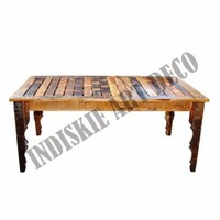 Recycled Furniture Table Recycled Wood Recycled Furniture Dining Room Furniture
