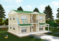 Two-storey Prefabricated House VP725