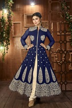 Indian Wedding Designer Heavy Hand Work Salwar Kameez/Pakistani/Indian/Punjabi/lucknow Wholesale Shop for Suits Seller Bulk Qty