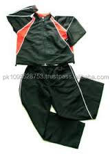100% polyester made track suit for men/ Fine quality men track suit