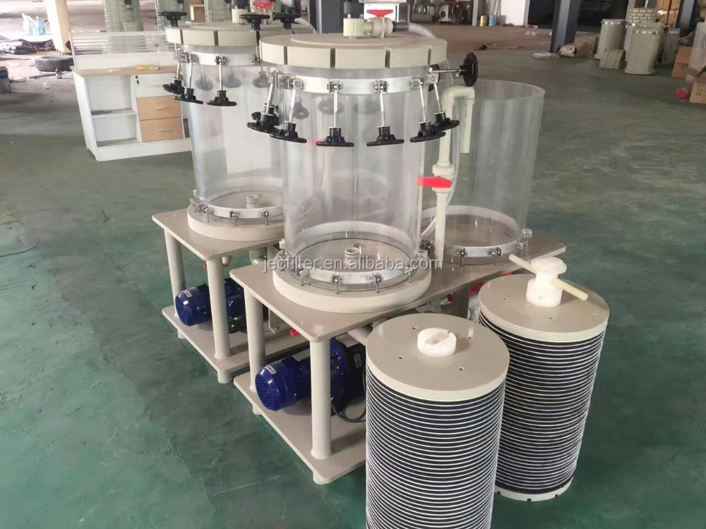 SHUOBAO same design as Mefiag Industrial Activated Carbon Filter for nickel plating
