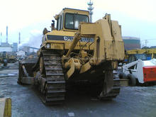 Safety-operation used caterpillar d9n bulldozer