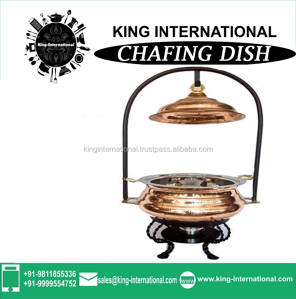 Gold chafing dish, indian copper chafing dishes, Square chafing/ chafering dishes for catering