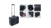 19R04 Two Wheel Trolley Luggage Bag with personalise logo printing