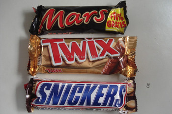 Dulces, chocolate marcas