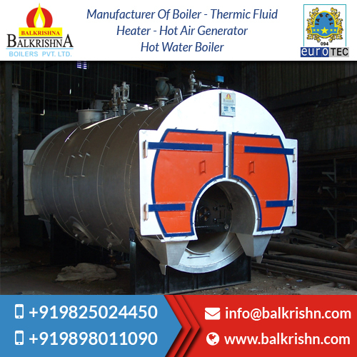 Solid Fuel fired Steam Boiler India