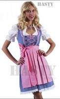 New Arrival Mini Dirndl Dress/Bavarian Octoberfest dirndls/German midi dirndl
