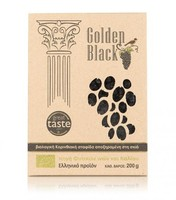 "Bio Corinthian currants ""Golden Black"" 200g"
