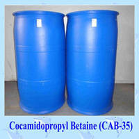 Cocamidopropyl betaine CAB CAPB 35% in shampoo HNM-CAPB-35-02