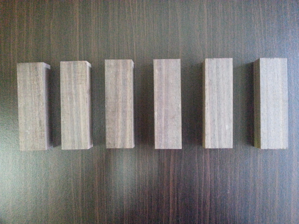 Knife Handles Of Exotic Wood, Sonokeling Knife Blanks