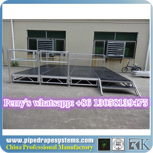 cheap used protable how to build a puppet stage for sale on china