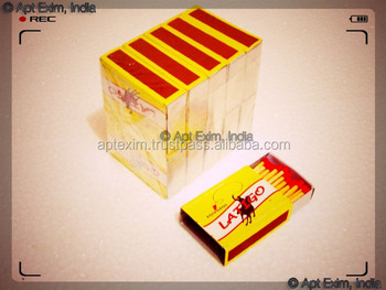 Buy Safety Matches Manufacturer with 40 sticks