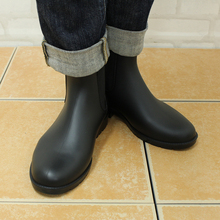 Comfort rubber product Rubber Short boots with waterproof