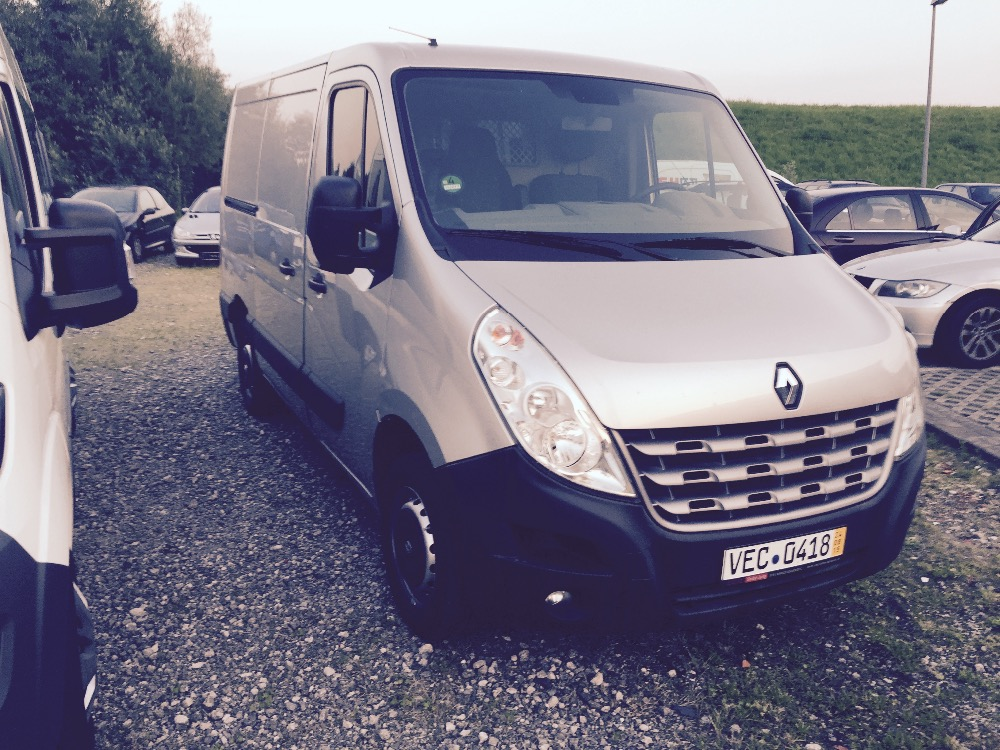 Renault Master dCi L1H1,AUTOMATIC