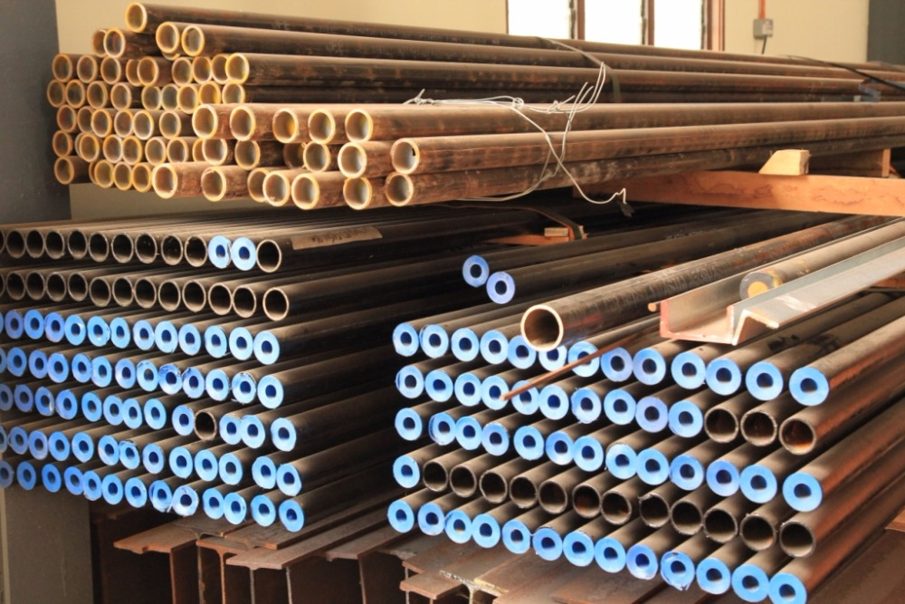 LOW TEMPERATURE CARBON STEEL SEAMLESS / WELDED PIPE ASTM A333 ASME SA333 GRADE 6 SOUR SERVICE HIC SSCC TESTED NACE MR0175