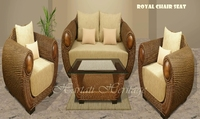 "100% Indonesian Rattan Home Furniture for Living Room ""Home Made"""