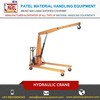 Superior Grade Small Mobile Hydraulic Crane for Lifting Material