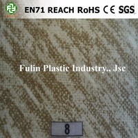 pvc synthetic leather/artificial pvc leather for bags, wallets,handbags, luggage, phone cases