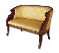 Mahogany Chair Swan C 2 Indoor furniture