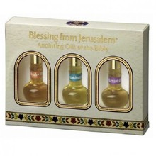 GIFT PACK SET 3 X ANOINTING OIL 8 ML