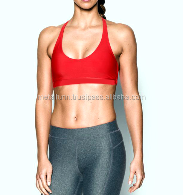 Custom Made Ladies Sports Bra / Armour Low Sports Bra