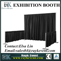 High quality used trade show booth trade show booth material/exhibition booth for sale