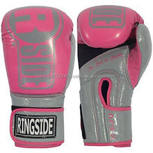 Leather Gel Boxing Gloves Punching bag Fighting Glove