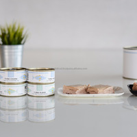 CANNED TUNA IN BRINE IN OIL