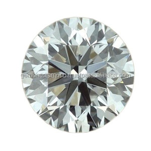 GIA Certified Natural Qualitative Round Brilliant Cut Loose Diamonds