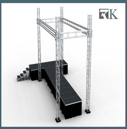 2016 raykglobal c channel roof truss fashion show stage equipment truss