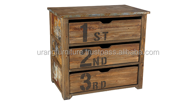 INDUSTRIAL DRAWER CHEST/ VINTAGE INDUSTRIAL CHEST OF DRAWERS/ ANTIQUE INDUSTRIAL FURNITURE