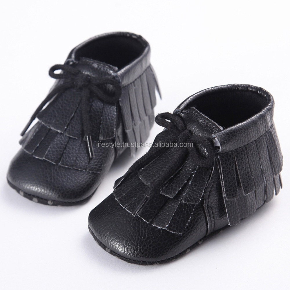 baby shoes boys leather flat shoes hard sole baby leather shoes soft sole baby